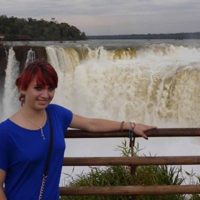 Katharine P in Argentina